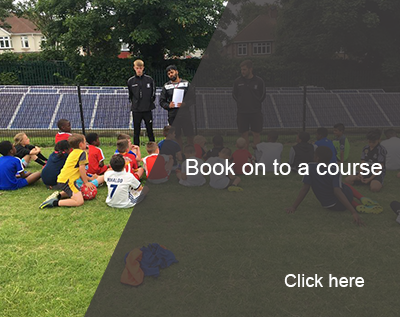 booking course